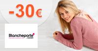 BlanchePorte.sk zľavový kód zľava -30€, kupón, akcia