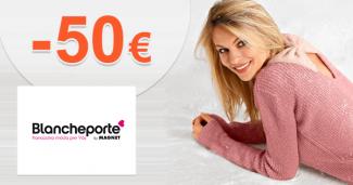 BlanchePorte.sk zľavový kód zľava -50€, kupón, akcia