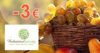Bohatstvo-prirody.sk zľavový kód zľava -3€, kupón, akcia