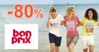 BonPrixShop.eu zľavový kód zľava -80%, kupón, akcia