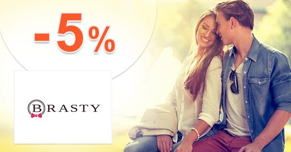 Brasty.sk zľavový kód zľava -5%, kupón, akcia