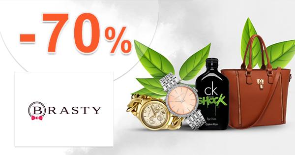 Brasty.sk zľavový kód zľava -70%, kupón, akcia, výpredaj, zľavy, akcie