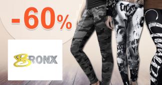 Bronx.sk zľavový kód zľava -60%, kupón, akcia, výpredaj