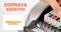 Doprava zadarmo na CDRmarket.sk, kupón, akcia, zľava