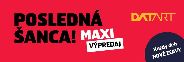 Maxi výpredaj na Datart.sk