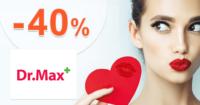 DrMax.sk zľavový kód zľava -40%, kupón, akcia, výpredaj