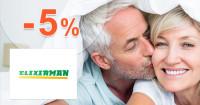 Elixirman.sk zľavový kód zľava -5%, kupón, akcia