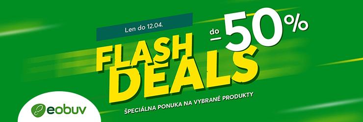 eEbuv Flash Deals do -50%