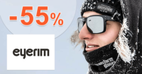 Eyerim.sk zľavový kód zľava -55%, kupón, akcia, výpredaj na športové okuliare