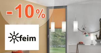 Feim.sk zľavový kód zľava -10%, kupón, akcia