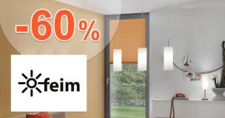 Feim.sk zľavový kód zľava -60%, kupón, akcia, výpredaj