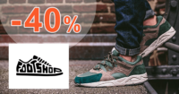 FootShop.sk zľavový kód zľava -40%, kupón, akcia, výpredaj, zľavy