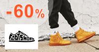 FootShop.sk zľavový kód zľava -60%, kupón, akcia, výpredaj, zľavy, pánske tenisky
