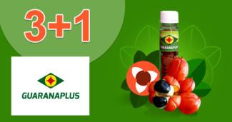 GuaranaPlus.sk akcia 3+1, zľava, zľavový kód, kupón