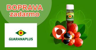 GuaranaPlus.sk doprava zadarmo, akcia, zľava, kupón