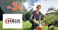 HausMarket.sk zľavový kód zľava -3€, kupón, akcia
