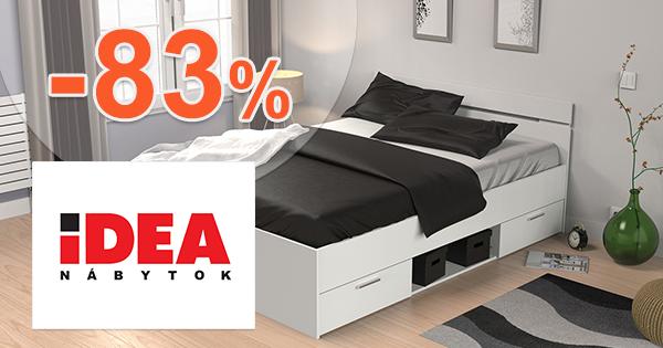 b8a6b57a4404 Zľavy až -83% na IDEA-nabytok.sk vo výpredaji + doprava ZDARMA
