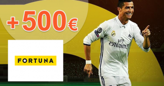 iFortuna.sk zľavový kód bonus 500€, kupón, akcia