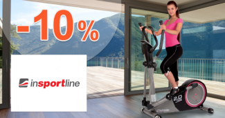 inSPORTline.sk zľavový kód zľava -10%, kupón, akcia