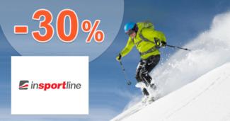 inSPORTline.sk zľavový kód zľava -30%, kupón, akcia, výpredaj, zľavy na vyhrievané oblečenie