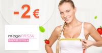 MegaPrsia.sk zľavový kód zľava -2€, kupón, akcia