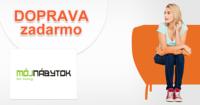 MojNabytok.sk doprava zadarmo, akcia, zľava, kupón