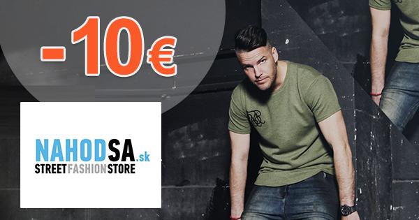NahodSa.sk.sk zľavový kód zľava -10€, kupón, akcia