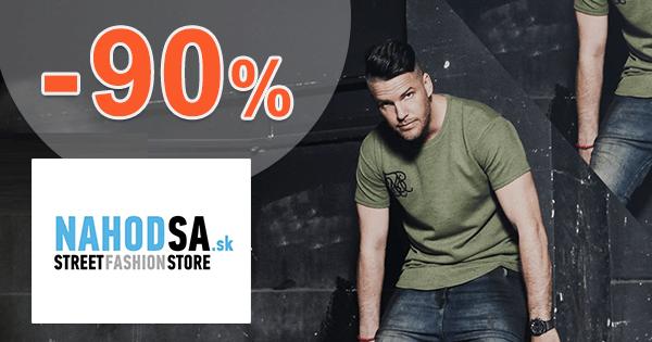 dc0ff1d14 Zľavy až -90% na NahodSa.sk vo výpredaji