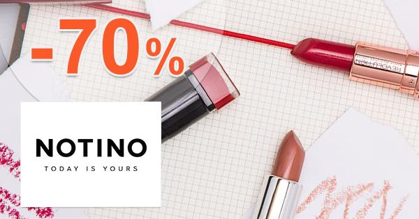Notino.sk zľavový kód zľava -70%, kupón, akcia