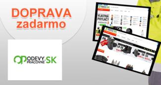 OdevyPracovne.sk doprava zadarmo, akcia, zľava, kupón