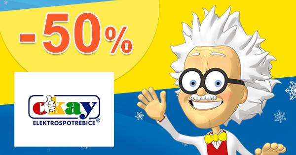 Vysokotlakové čističe až -50% zľavy na Okay.sk