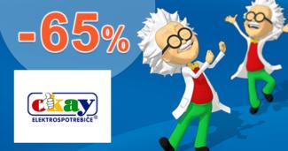 Okay.sk zľavový kód zľava -65%, kupón, akcia, výpredaj, zľavy na malé spotrebiče