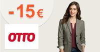 OTTO.sk darček zľava -15€, bonus, akcia, zľavový kód