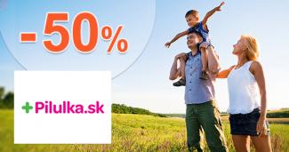 Sortiment pre kúpeľ a holenie až -50% na Pilulka.sk