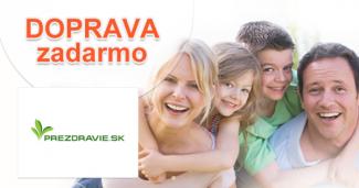 PreZdravie.sk doprava zadarmo, akcia, zľava, kupón