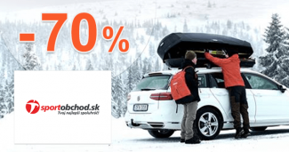 SportObchod.sk zľavový kód zľava -70%, kupón, akcia, výpredaj