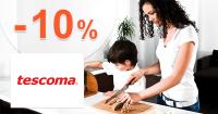 Tescoma.sk zľavový kód zľava -10%, kupón, akcia