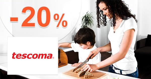 Tescoma.sk zľavový kód zľava -20%, kupón, akcia