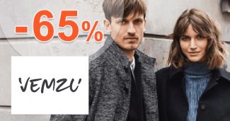 Vemzu.sk zľavový kód zľava -65%, kupón, akcia, výpredaj
