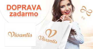 Vivantis.sk doprava zadarmo, akcia, zľava, kupón