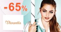 Vivantis.sk zľavový kód zľava -65%, kupón, akcia, výpredaj kozmetiky