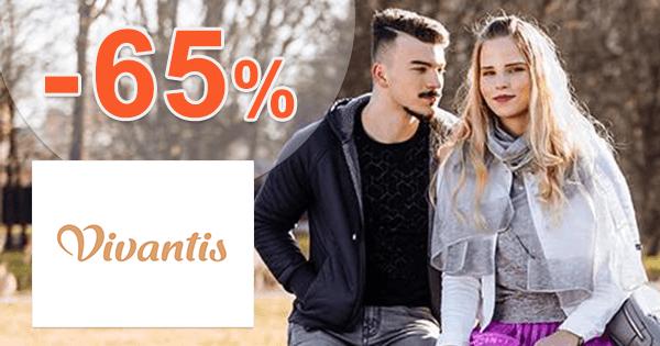 Vivantis.sk zľavový kód zľava -65%, kupón, akcia, výpredaj módy