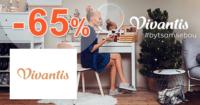 Vivantis.sk zľavový kód zľava -65%, kupón, akcia, výpredaj šperkov
