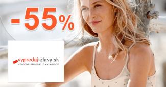 Vypredaj-zlavy.sk zľavový kód zľava -55%, kupón, akcia, akcie, zľavy, výpredaj, španielska móda