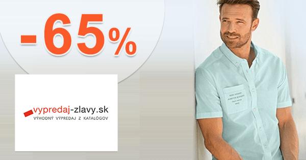 Vypredaj-zlavy.sk zľavový kód zľava -65%, kupón, akcia, akcie, zľavy, výpredaj, pánska móda
