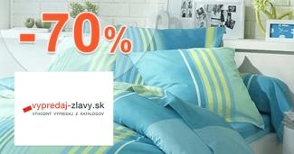 Vypredaj-zlavy.sk zľavový kód zľava -70%, kupón, akcia, akcie, zľavy, výpredaj, bytový textil a dekorácie