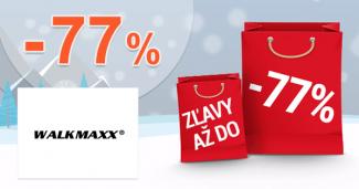 Walkmaxx.sk zľavový kód zľava -77%, kupón, akcia, výpredaj