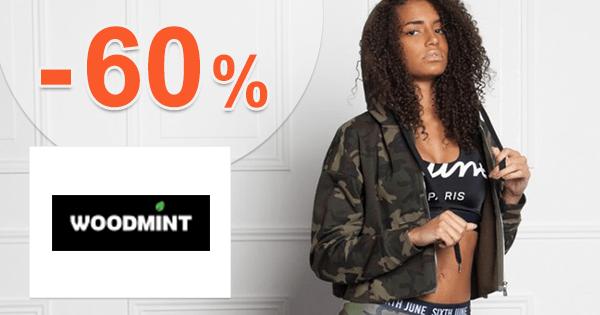 WoodMint.sk zľavový kód zľava -60%, kupón, akcia, výpredaj pre ženy