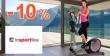 Vernostná zľava až -10% na inSPORTline.sk + doprava ZDARMA