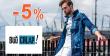 Exkluzívny kód -5% zľava na všetko na BudChlap.sk